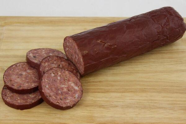 German Summer Sausage